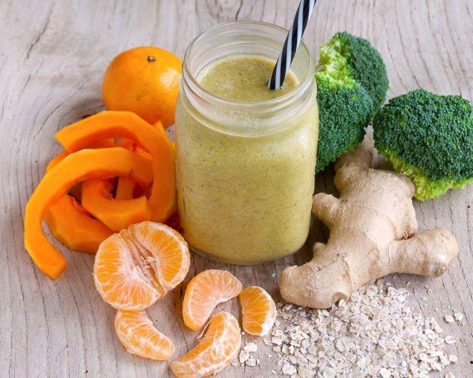 THG Orange, ginger, carrot
